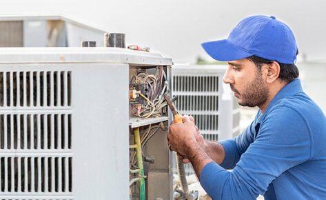 صيانة مكيفات الهواء