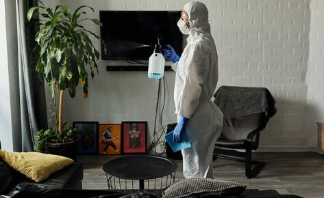تنظيف الشقق السكنية بالرياض